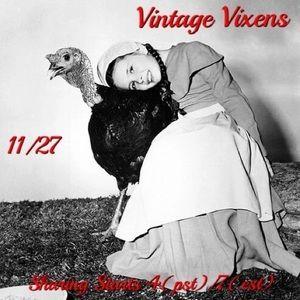 Handbags - FRIDAY 11/27 Vintage Vixens Sign Up Sheet